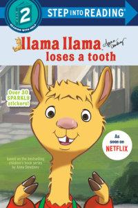 Cover of Llama Llama Loses a Tooth cover