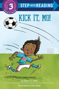 Book cover for Kick It, Mo!