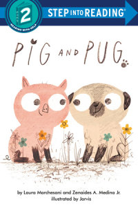 Book cover for Pig and Pug