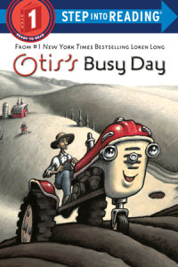 Book cover for Otis\'s Busy Day