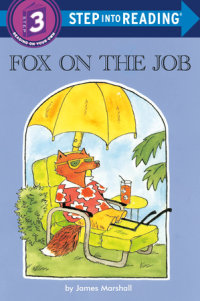 Book cover for Fox on the Job