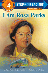 Cover of I Am Rosa Parks cover