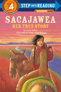 Book cover for Sacajawea: Her True Story