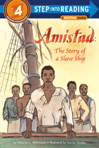 Book cover for Amistad: The Story of a Slave Ship