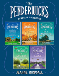 Book cover for The Penderwicks Complete Collection