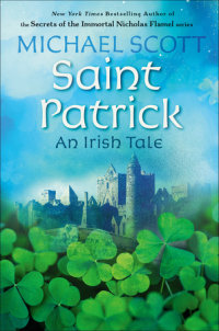 Book cover for Saint Patrick: An Irish Tale