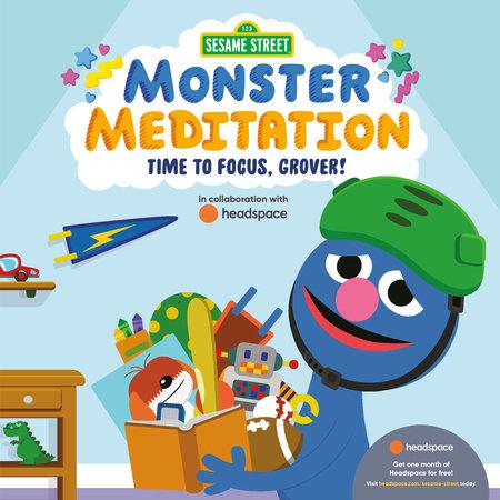 Sesame Street: Monster Meditation: Time to Focus, Grover!