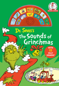 Book cover for Dr Seuss\'s The Sounds of Grinchmas