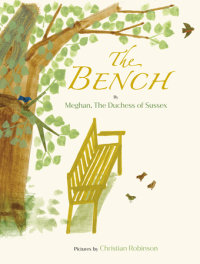 Book cover for The Bench