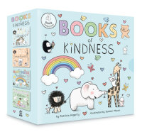 Book cover for Books of Kindness