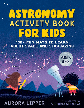 Astronomy Activity Book for Kids