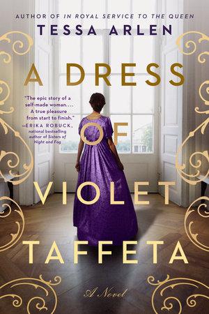 A Dress of Violet Taffeta