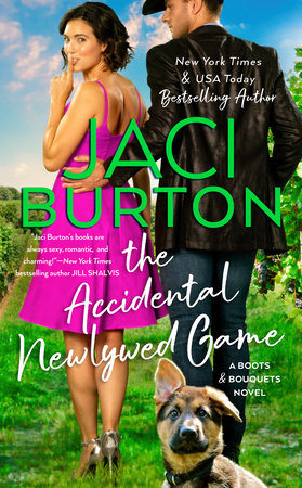 The Accidental Newlywed Game