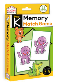Book cover for Memory Match Game (Flashcards)