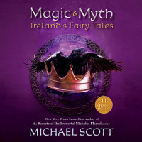 Cover of Magic and Myth cover