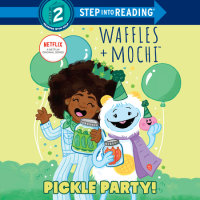 Cover of Pickle Party! (Waffles + Mochi) cover
