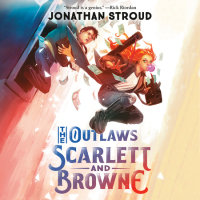 Cover of The Outlaws Scarlett and Browne cover
