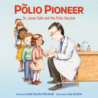 Cover of The Polio Pioneer cover