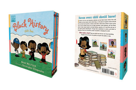 Ordinary People Change the World Black History Gift Set