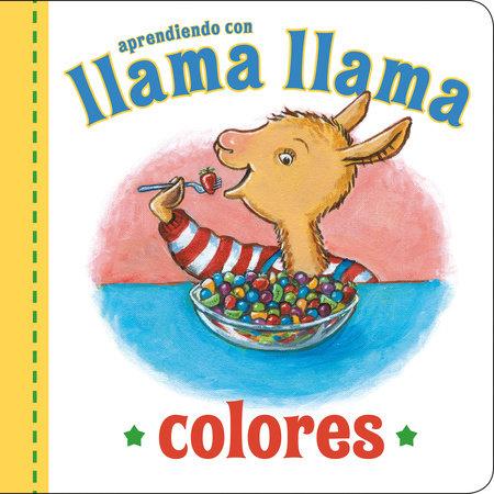 Llama Llama Colores