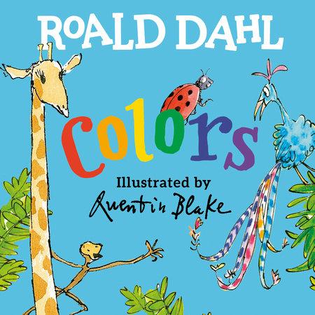 Roald Dahl's Colors