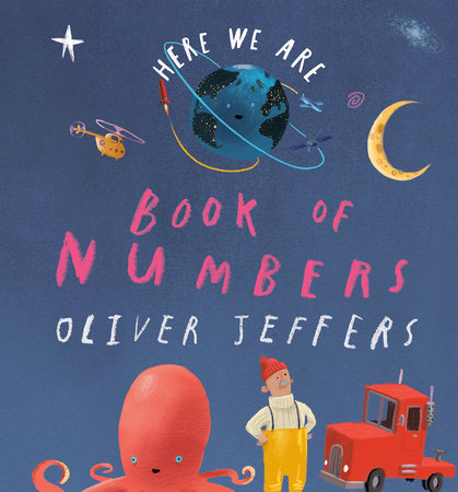 Here We Are: Book of Numbers
