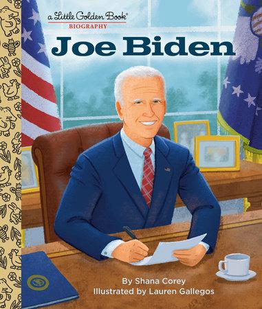 My Little Golden Book About Joe Biden