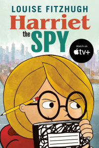 Book cover for Harriet the Spy