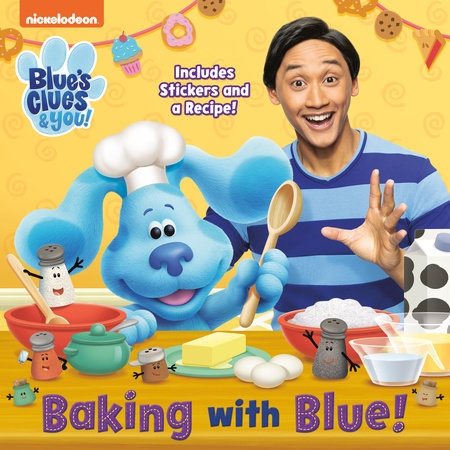 Baking with Blue! (Blue's Clues & You)