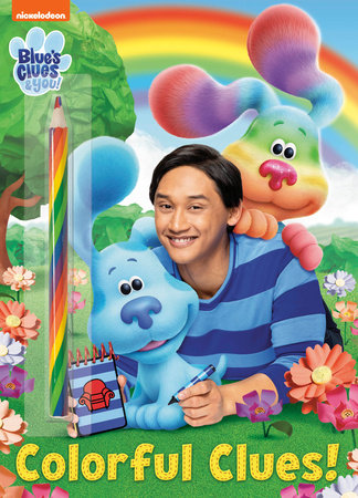 Colorful Clues! (Blue's Clues & You)