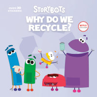 Book cover for Why Do We Recycle? (StoryBots)