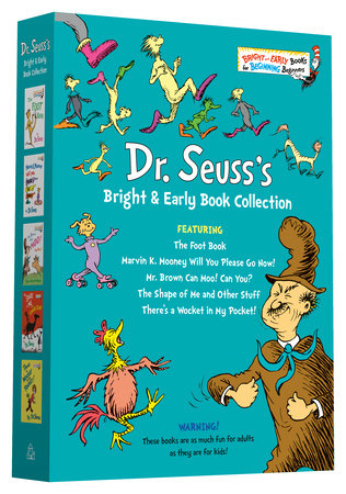 Dr. Seuss Bright & Early Book Collection