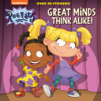 Book cover for Great Minds Think Alike (Rugrats)