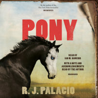 Cover of Pony cover