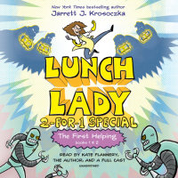 Cover of The First Helping (Lunch Lady Books 1 & 2) cover