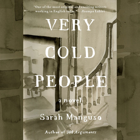 Very Cold People book cover