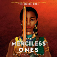 Cover of The Gilded Ones #2: The Merciless Ones cover