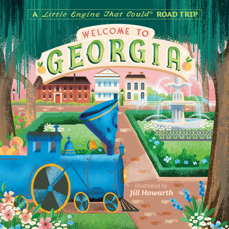 Welcome to Georgia: A Little Engine That Could Road Trip