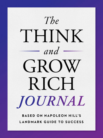 The Think and Grow Rich Journal