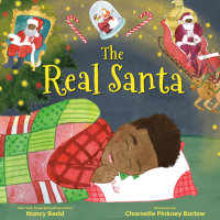 Cover of The Real Santa cover