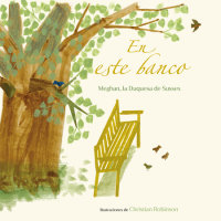 Cover of En este banco (The Bench Spanish Edition) cover