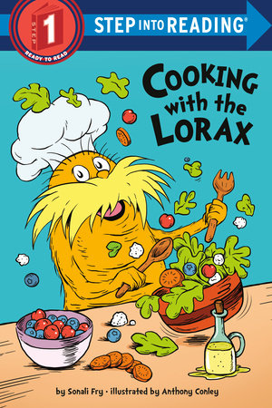 Cooking with the Lorax (Dr. Seuss)