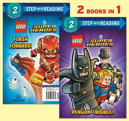 Penguin Trouble!/Flash Forward! (LEGO Batman)