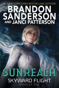 Book cover for Sunreach (Skyward Flight: Novella 1)