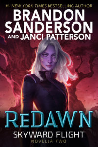 Book cover for ReDawn (Skyward Flight: Novella 2)