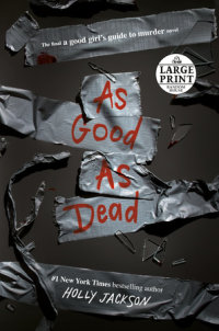 Cover of As Good as Dead cover