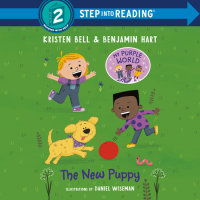 Cover of The New Puppy cover