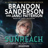 Cover of Sunreach (Skyward Flight: Novella 1) cover