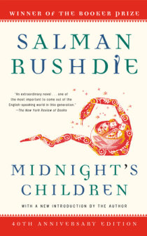 Excerpt from Midnight's Children | Penguin Random House Canada