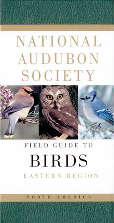 National Audubon Society Field Guide to North American Birds--E